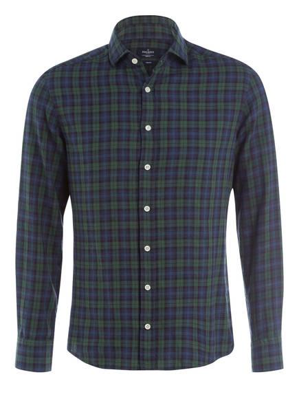 HACKETT LONDON Hemd Slim Fit, Farbe: GRÜN/BLAU KARIERT (Bild 1)