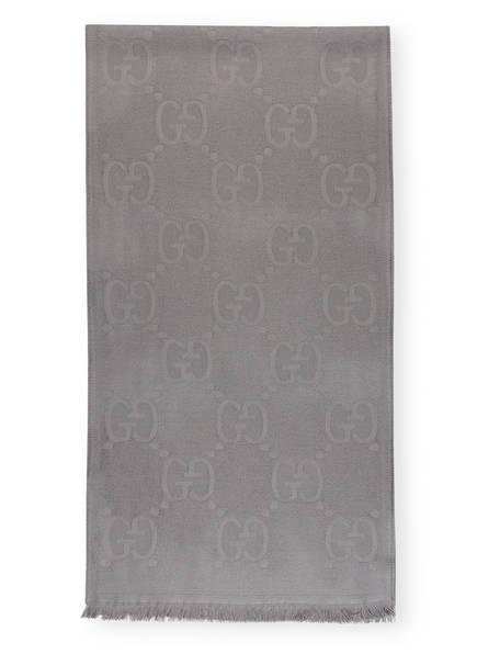 GUCCI Schal, Farbe: GRAU (Bild 1)