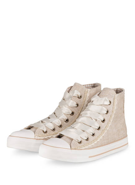KRÜGER Hightop-Sneaker GIANNA, Farbe: GOLD (Bild 1)
