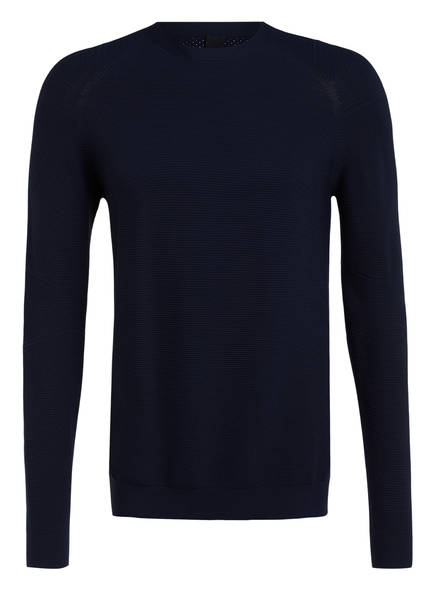 ALPHATAURI Pullover FURAP, Farbe: DUNKELBLAU (Bild 1)