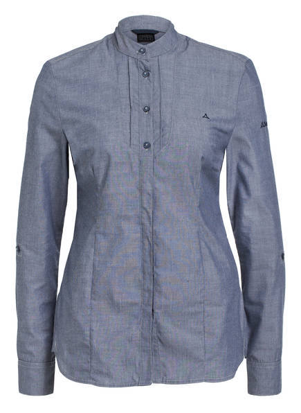 Schöffel Bluse OTTAWA2 , Farbe: BLAUGRAU (Bild 1)