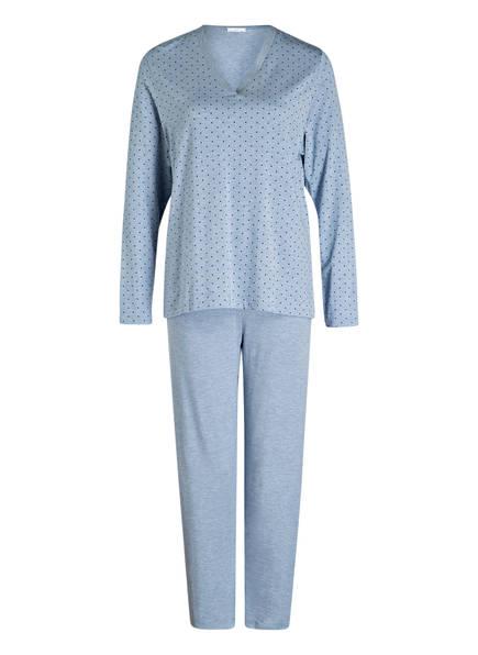 mey 7/8-Schlafanzug, Farbe: HELLBLAU (Bild 1)