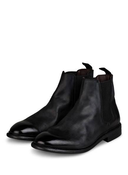 Cordwainer Chelsea-Boots TODI, Farbe: SCHWARZ (Bild 1)