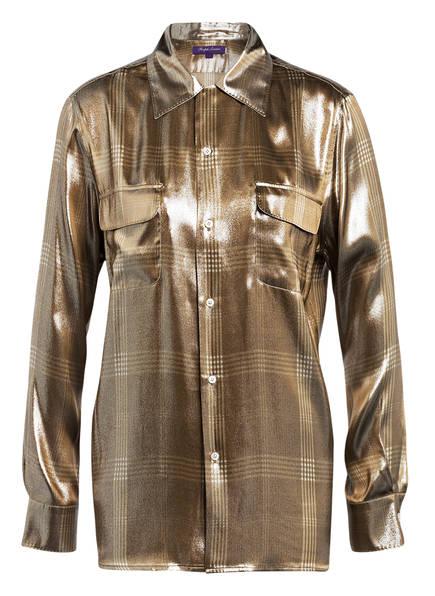 RALPH LAUREN Collection Hemdbluse , Farbe: GOLD (Bild 1)