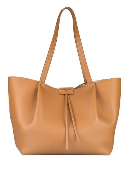 PATRIZIA PEPE Shopper , Farbe: COGNAC (Bild 1)