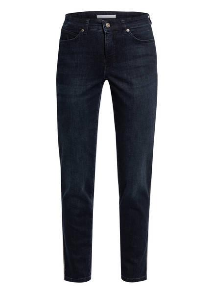 MAC Jeans MELANIE mit Galonstreifen, Farbe: DARK BLUE (Bild 1)