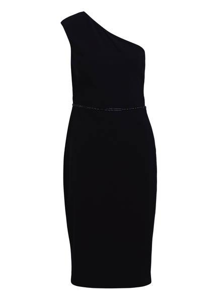 LAUREN RALPH LAUREN One-Shoulder-Kleid ELLIEROSE, Farbe: SCHWARZ (Bild 1)