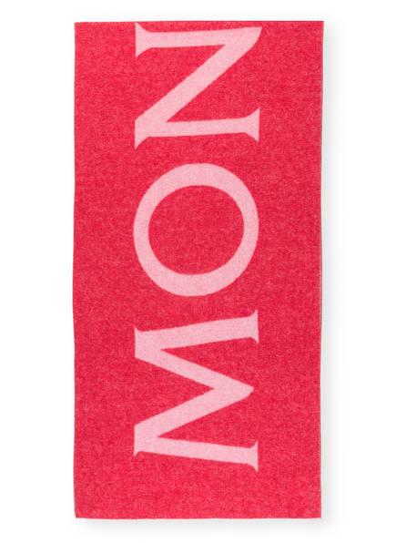 MONCLER Wollschal  , Farbe: ROT/ ROS (Bild 1)