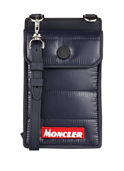 MONCLER Smartphone-Tasche, Farbe: DUNKELBLAU (Bild 1)