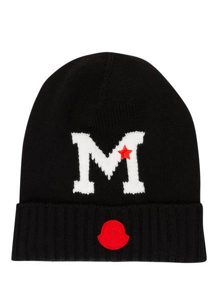 MONCLER Mütze, Farbe: SCHWARZ (Bild 1)