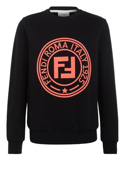 FENDI Sweatshirt, Farbe: SCHWARZ (Bild 1)
