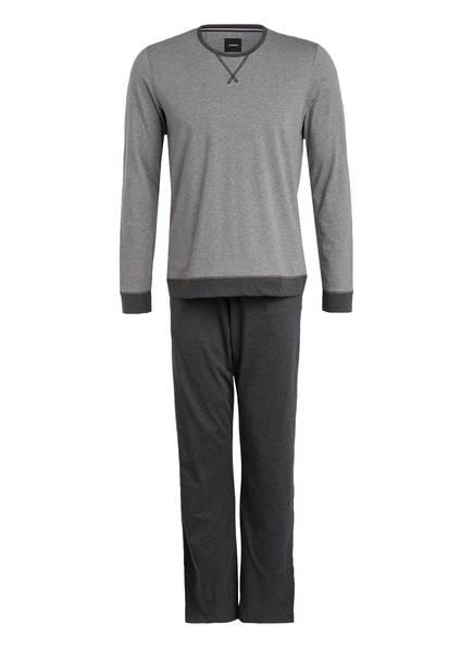 strellson Schlafanzug, Farbe: GRAU/ HELLGRAU (Bild 1)
