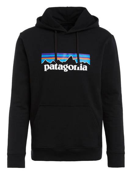 patagonia Hoodie UPRISAL, Farbe: SCHWARZ (Bild 1)