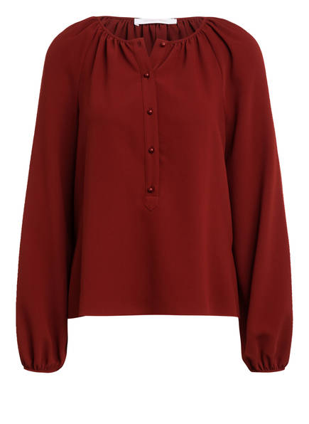 SEE BY CHLOÉ Bluse, Farbe: DUNKELROT (Bild 1)