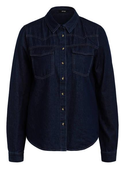 OPUS Jeansbluse, Farbe: BLAU (Bild 1)