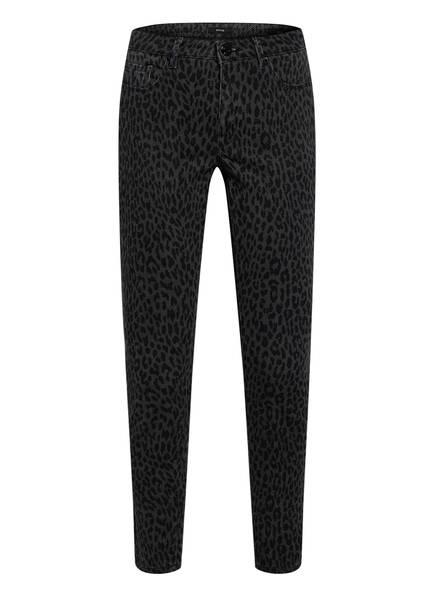 OPUS Skinny-Jeans ELMA, Farbe: DUNKELGRAU/ SCHWARZ (Bild 1)