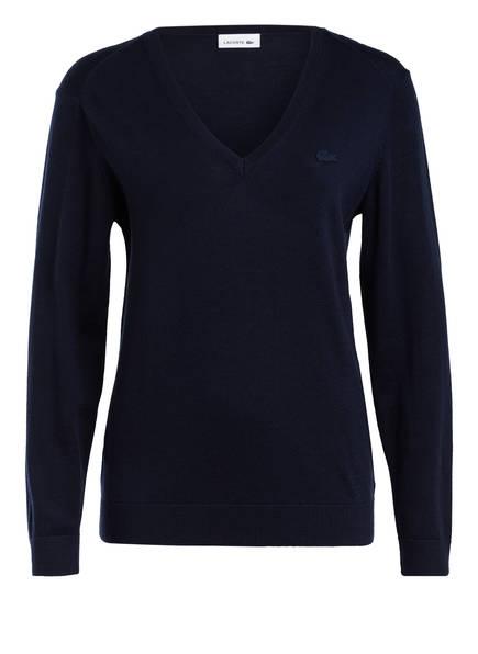LACOSTE Pullover, Farbe: DUNKELBLAU (Bild 1)