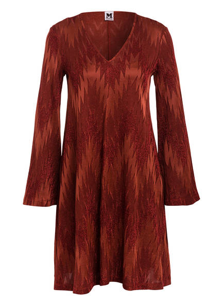 M MISSONI Kleid , Farbe: DUNKELORANGE (Bild 1)