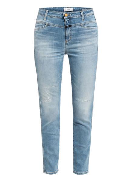 CLOSED Skinny Jeans SKINNY PUSHER, Farbe: MBL MID BLUE (Bild 1)