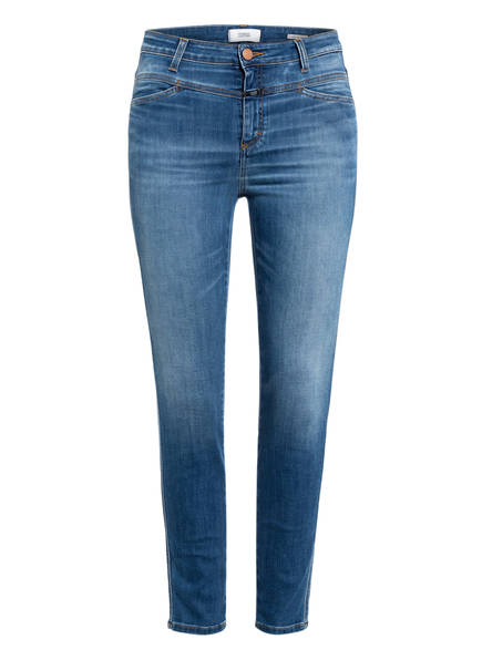 CLOSED Skinny Jeans SKINNY PUSHER, Farbe: MBL MID BLUE (Bild 1)