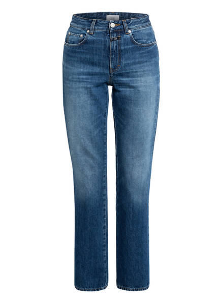 CLOSED Flared Jeans LEAF, Farbe: MID BLUE (Bild 1)