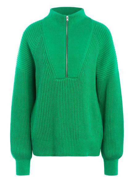 CLOSED Pullover, Farbe: GRÜN (Bild 1)