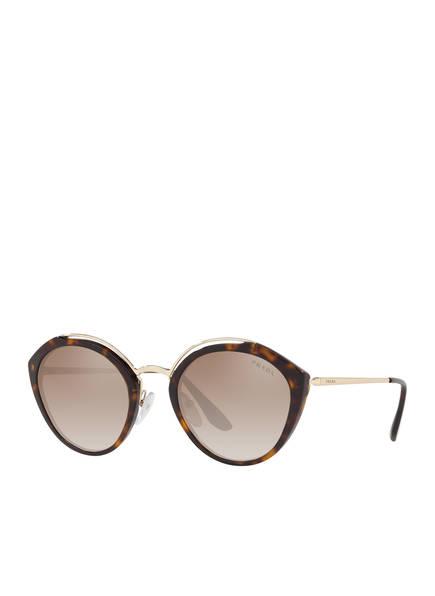 PRADA Sonnenbrille PR 18US, Farbe: 2AU4P0 - HAVANA/ BRAUN (Bild 1)