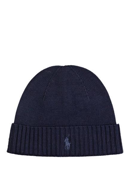 POLO RALPH LAUREN Mütze, Farbe: DUNKELBLAU (Bild 1)