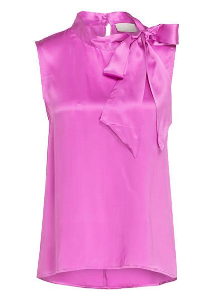 Mrs & HUGS Seidentop , Farbe: PINK (Bild 1)