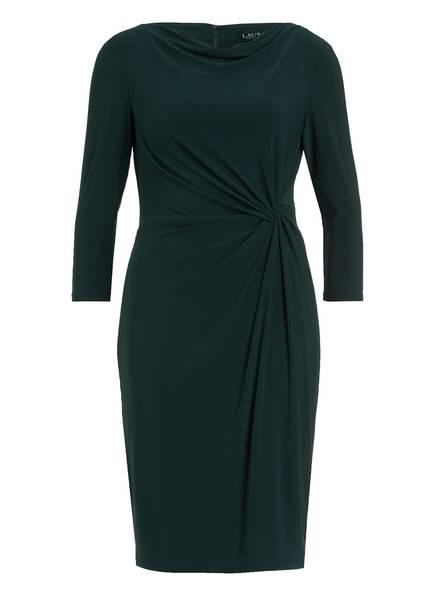 LAUREN RALPH LAUREN Kleid TRAVA, Farbe: DUNKELGRÜN (Bild 1)