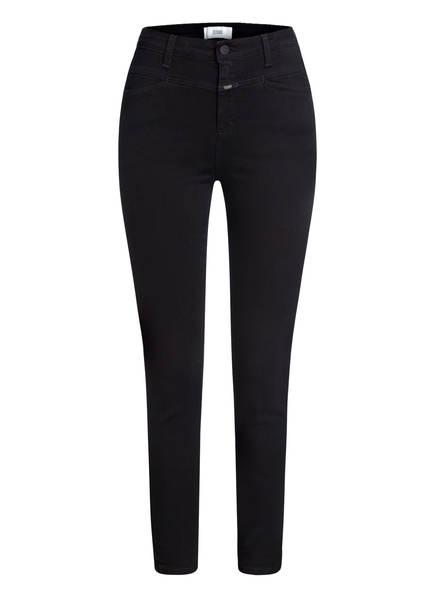 CLOSED 7/8-Jeans SKINNY PUSHER, Farbe: 100 BLACK (Bild 1)