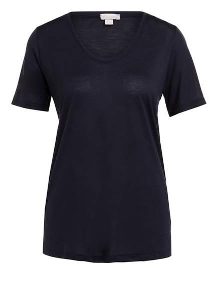 HANRO Schlafshirt, Farbe: DUNKELBLAU (Bild 1)