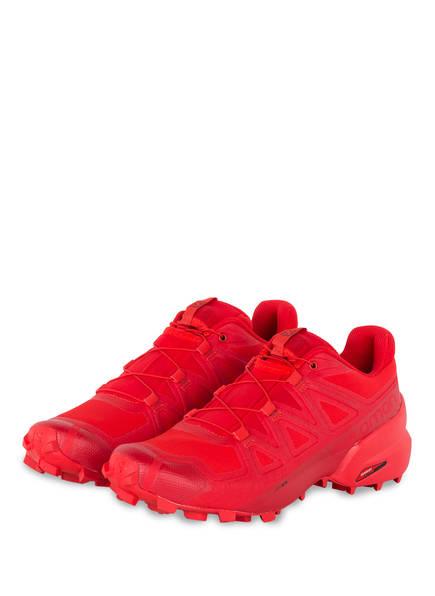 SALOMON Trailrunning-Schuhe SPEEDCROSS 5 , Farbe: ROT (Bild 1)
