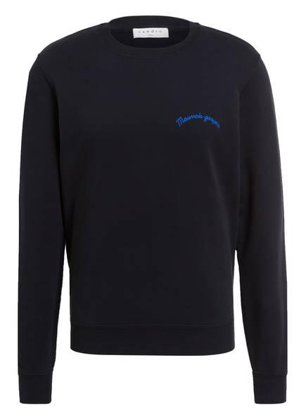 sandro Sweatshirt , Farbe: DUNKELBLAU (Bild 1)