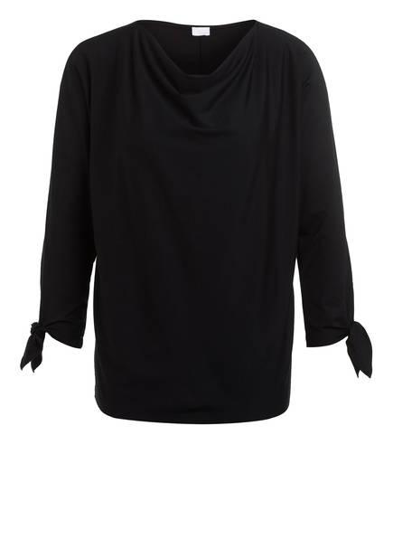 zimmerli Lounge-Shirt PURENESS, Farbe: SCHWARZ (Bild 1)