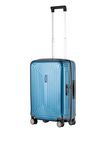Samsonite Trolley NEOPULSE SPINNER, Farbe: PETROL (Bild 1)