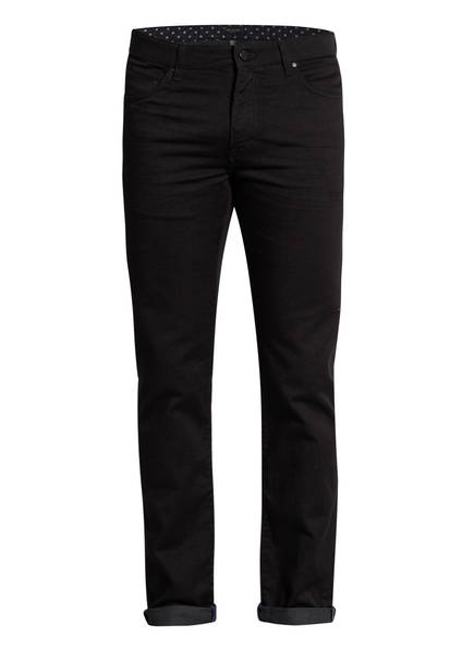 TED BAKER Jeans SHERIOS Tapered Fit, Farbe: BLACK (Bild 1)
