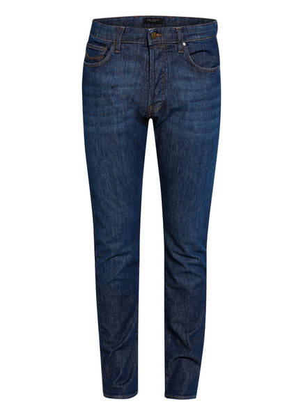 TED BAKER Jeans TWEETE Tapered Fit, Farbe: BLUE BLUE (Bild 1)