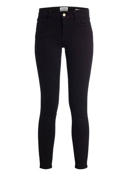 FRAME DENIM Skinny Jeans LE COLOR, Farbe: SCHWARZ (Bild 1)