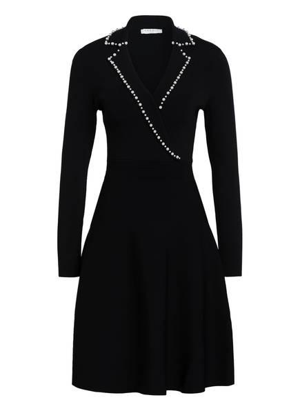 sandro Kleid mit Perlenbesatz, Farbe: SCHWARZ (Bild 1)