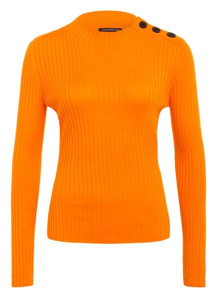 ONE MORE STORY Pullover, Farbe: ORANGE (Bild 1)