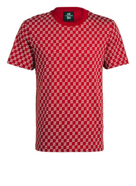 Calvin Klein Jeans T-Shirt, Farbe: ROT (Bild 1)