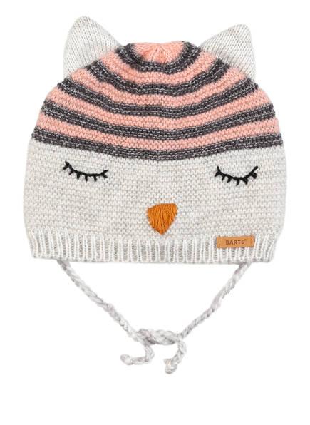 Barts Mütze, Farbe: HELLGRAU/ DUNKELGRAU/ ROSA (Bild 1)