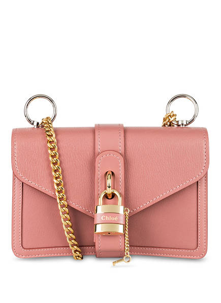 Chloé Umhängetasche ABY SMALL, Farbe: RUSTY PINK (Bild 1)