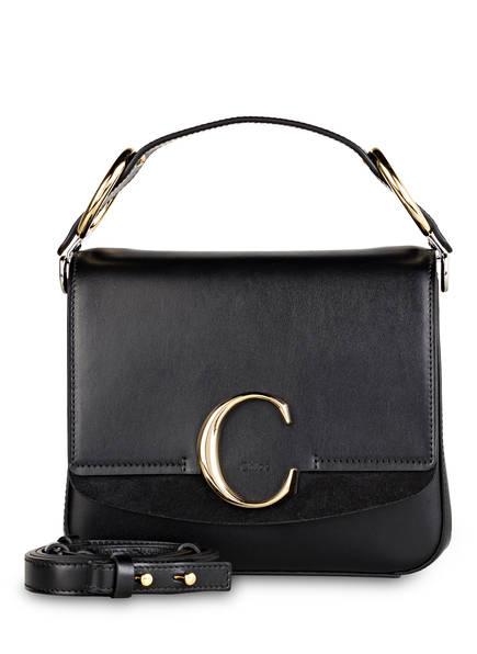 Chloé Handtasche C SMALL, Farbe: SCHWARZ (Bild 1)