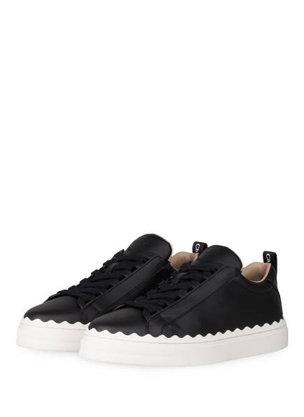 Chloé Sneaker LAUREN, Farbe: SCHWARZ (Bild 1)