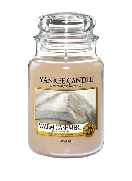 YANKEE CANDLE WARM CASHMERE (Bild 1)