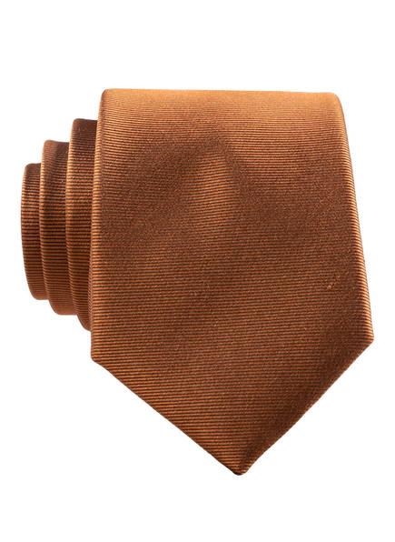 PAUL Krawatte , Farbe: COGNAC (Bild 1)