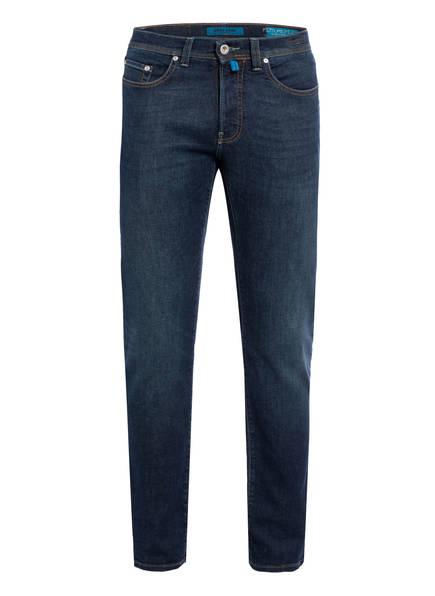 pierre cardin Jogg Jeans FUTURE FLEX Tapered Fit, Farbe: DUNKELBLAU (Bild 1)