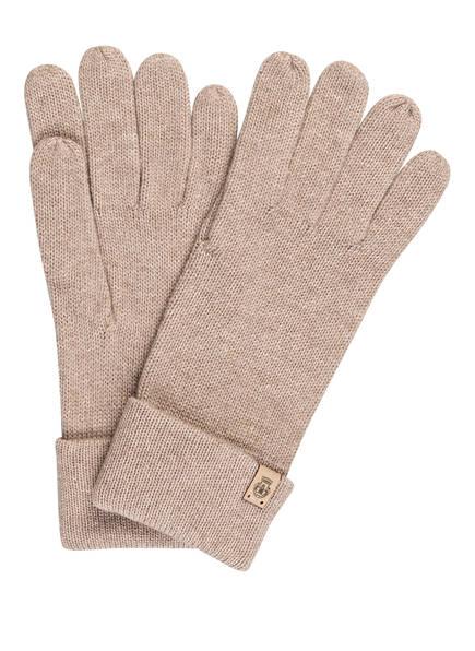 ROECKL Handschuhe ESSENTIALS BASIC , Farbe: BEIGE (Bild 1)